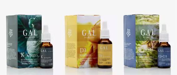 GAL Vitaminok