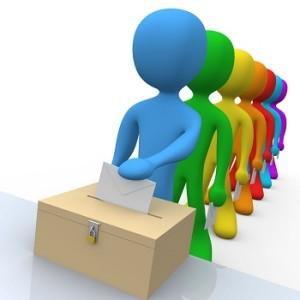 választások